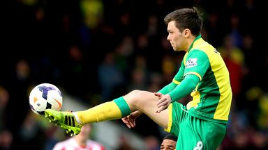 Jonny Howson: A key player for Norwich
