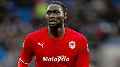 Kenwyne Jones: Striker loaned to Bournemouth