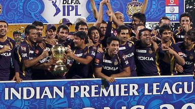 Kolkata Knight Riders: Winners of the IPL in 2012