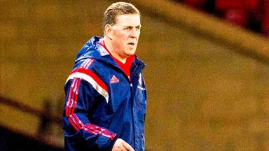 Mark McGhee: Excited by trip to Germany