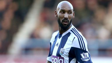 Nicolas Anelka: French striker is without a club at the moment