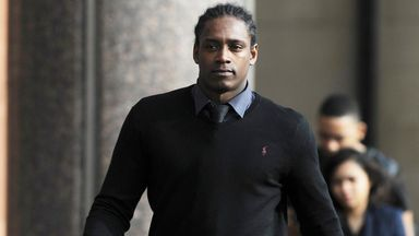 Nile Ranger: Is aware of the task to turn his life around