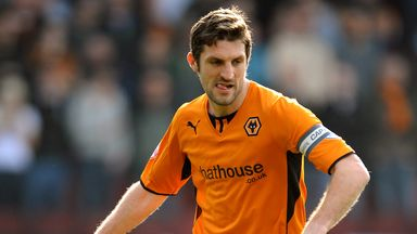 Sam Ricketts: Hoping to extend his stay at Molineux