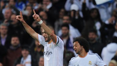 Karim Benzema: Two goals not enough for Real Madrid