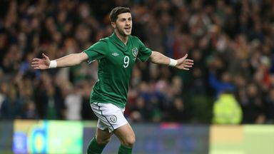 Shane Long: Is ready to replace Ireland striker Robbie Keane