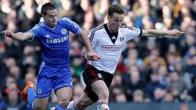 Scott Parker: Has endured a testing 12 months at Craven Cottage