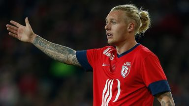 Simon Kjaer: Delighted by Manchester United and AC Milan links
