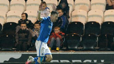 Steven MacLean: Expected to sign new deal to stay at St Johnstone