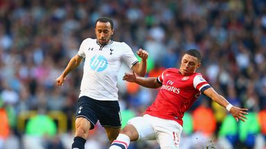 Andros Townsend: Big season ahead for Tottenham winger