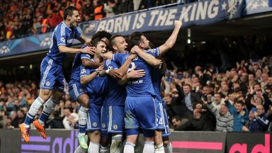Chelsea: in to the quarter-finals but are they potential winners?