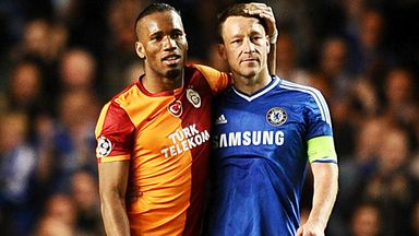 Didier Drogba: Backed Jose Mourinho to improve the Blues