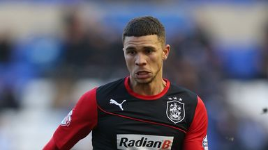 Nahki Wells: Scored twice in draw at Ipswich