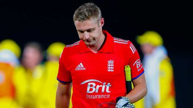 Luke Wright: England all-rounder out of World Twenty20