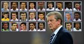 England World Cup squad: Nick Collins picks his current 23 choices
