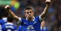 Seamus Coleman: Man of the match in stunning form for Everton