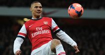 Kieran Gibbs: Ruled out