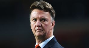 Has Van Gaal held talks with Man Utd?