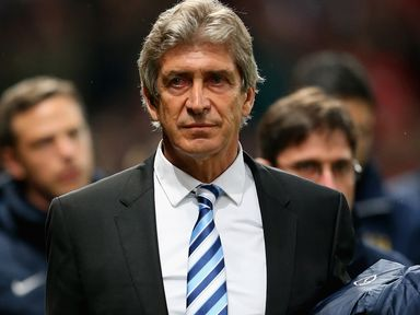 Manuel Pellegrini: Focused on three points on Monday