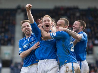 Steven Anderson and St Johnstone make sure of the win
