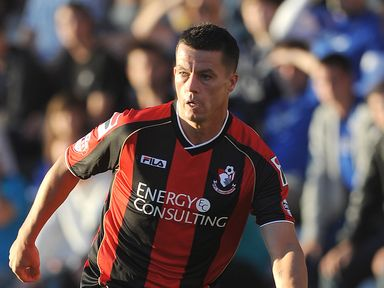 Ian Harte: No new deal for Bournemouth left-back