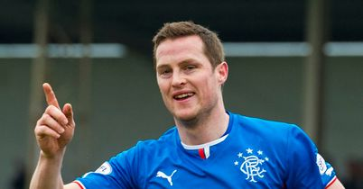 Rangers trio up for award