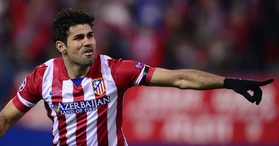 Simeone won't stop Costa move