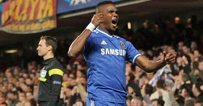 Samuel Eto'o: Open on a return to Inter Milan