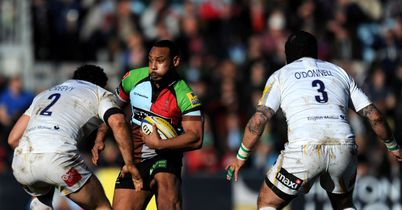 Quins comeback stuns Warriors