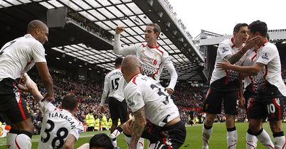 Liverpool: Outclassed Manchester United at Old Trafford