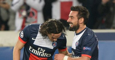 PSG cruise into CL quarters