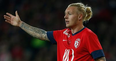 Kjaer flattered by United link