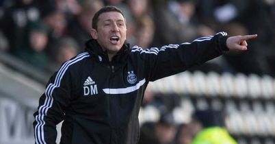 Derek McInnes: Signs two-year extension before Sunday's League Cup final