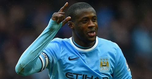 Yaya Toure: Says he is happy to stay at Manchester City