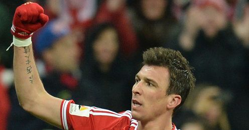 Mario Mandzukic: Might be on his way to the Premier League