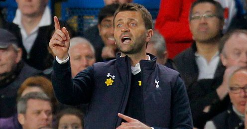 Tim Sherwood: Slams Tottenham players