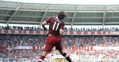 Alessio Cerci: Has been linked with Premier League move
