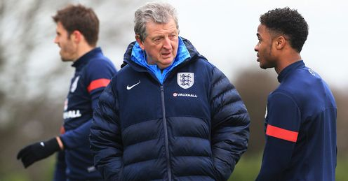 Roy Hodgson: Must put his faith in the likes of Sterling this summer