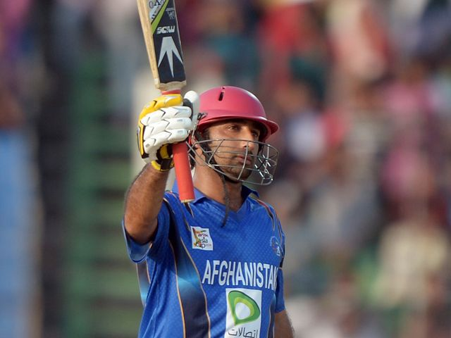 Asghar Stanikzai: Top-scored with 90