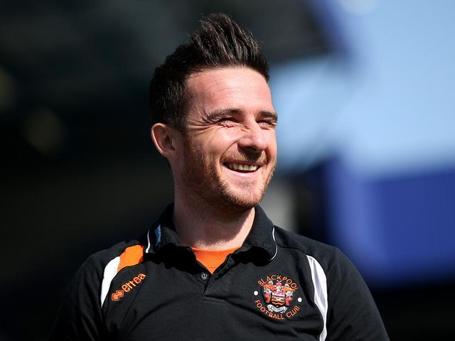 Barry Ferguson: Happy with a point