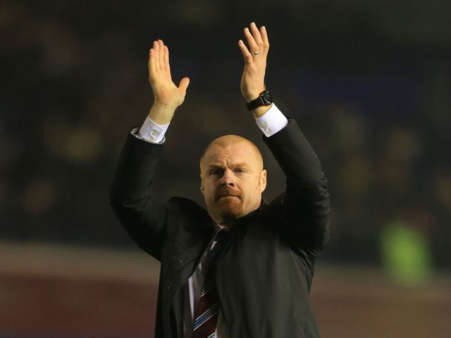 Dyche: Praised Ashley Barnes