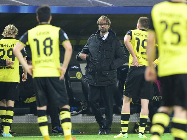 Dortmund progressed despite defeat on the night