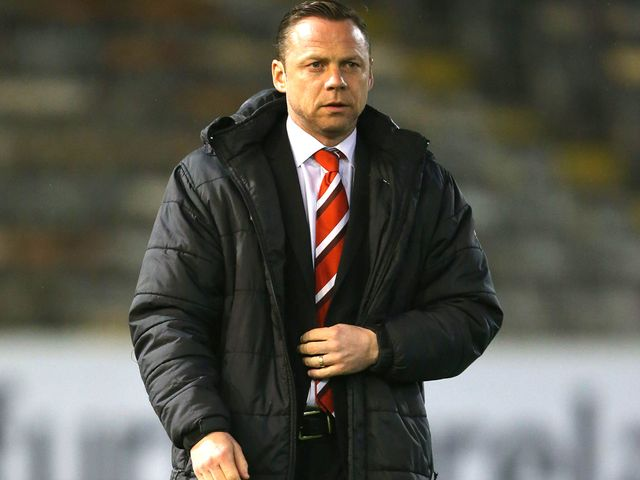 Dickov: Felt his side were hard-done-by