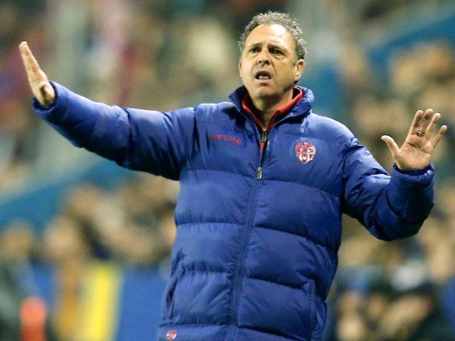 Joaquin Caparros: Keen to beat Getafe