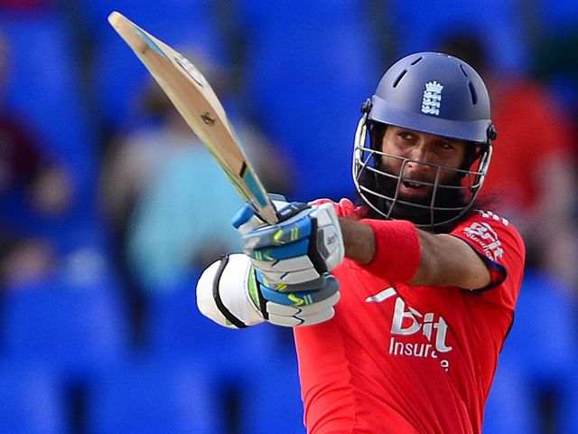 Moeen Ali: Top-scored in England's unsuccessful run chase with 46 from 38 balls