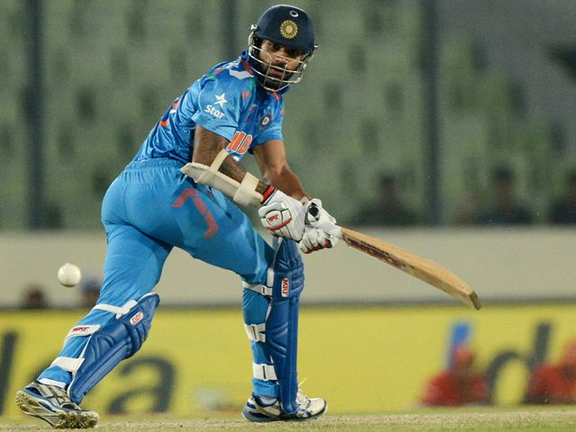 Shikhar Dhawan: Guided India to an emphatic victory