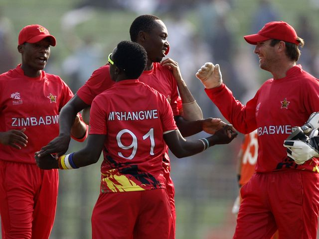 Celebrations for Zimbabwe