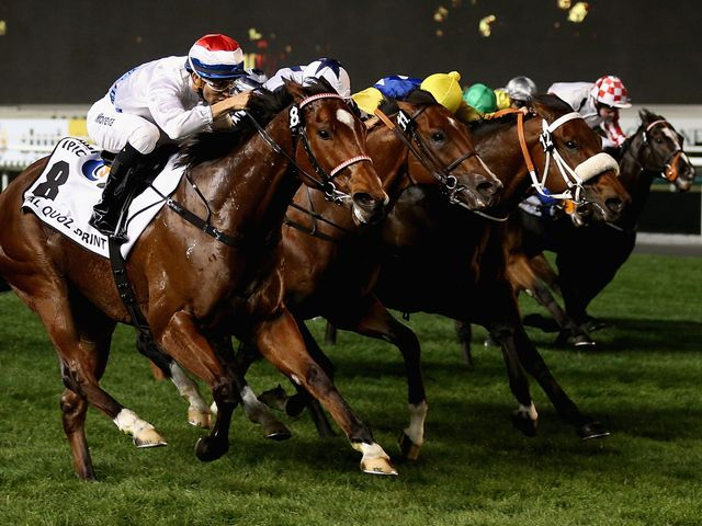 Amber Sky edges the Al Quoz Sprint