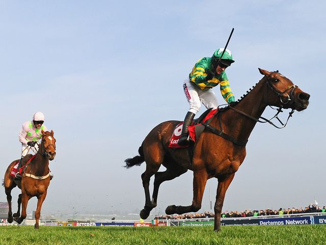 More Of That won the World Hurdle