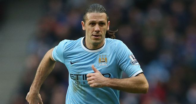 Martin Demichelis: Man City defender ready for end of season push