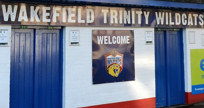 Promising Wakefield youngster Jordan Crowther has signed new deal